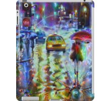 Night is the Bride of a Lonely Day iPad Case/Skin