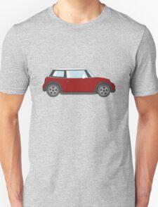 MINI - Red Unisex T-Shirt