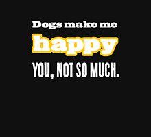Dogs.  Unisex T-Shirt