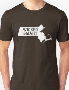 Wicked Smaht Masshole Unisex T-Shirt