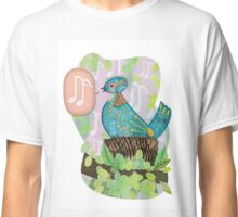 Singing Bird Classic T-Shirt