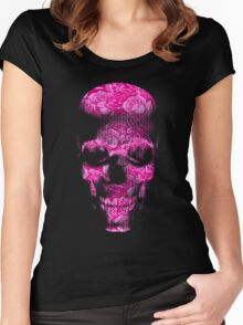 No Bed of Roses II Women's Fitted Scoop T-Shirt