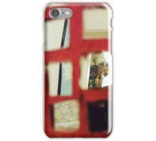 Hidden Objects iPhone Case/Skin
