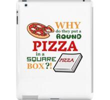 Pizza Box iPad Case/Skin