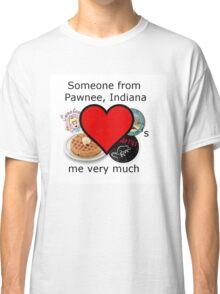 Pawnee Tourism Classic T-Shirt