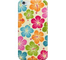 Hibiskus iPhone Case/Skin