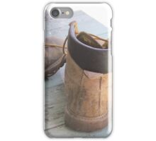 Hiking Hilo, Hawaii iPhone Case/Skin