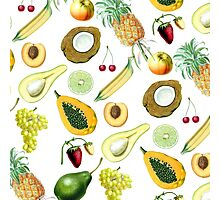 Fruit Party Photographic Print