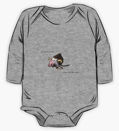 Dovahkiin Mouse One Piece - Long Sleeve