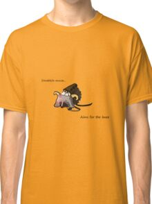 Dovahkiin Mouse Classic T-Shirt