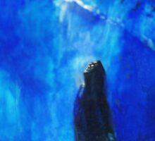 The Gethsemane Prayer Sticker