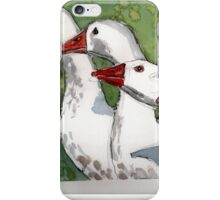 Goosey Gander iPhone Case/Skin