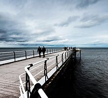 Saltburn Pier, North Yorkshire by PaulBradley
