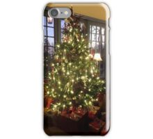 Christmast at Longwood iPhone Case/Skin