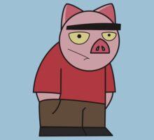 Spanky Ham - Mad Baby Tee