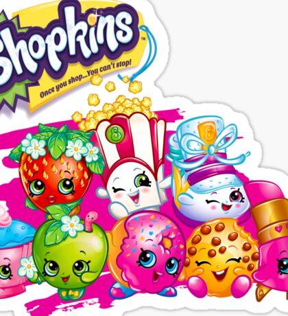 Shopkin Squad 2 Sticker
