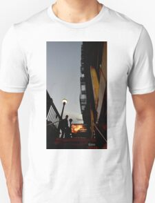 Canal St Stairs   Unisex T-Shirt