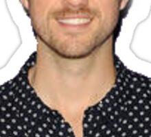 Aaron Tveit Sticker