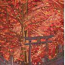 Shrine Ginko by David  Kennett