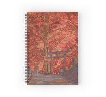 Shrine Ginko Spiral Notebook
