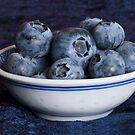 ~ Blueberries ~ by Leeo