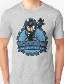 The Blue Bomber Unisex T-Shirt