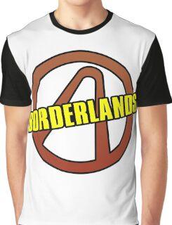 Borderlands Logo Graphic T-Shirt