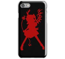 Flandre Scarlet (Dark Red) - Touhou Project iPhone Case/Skin