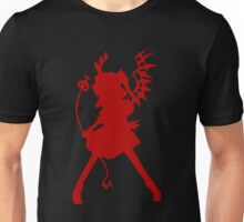 Flandre Scarlet (Dark Red) - Touhou Project Unisex T-Shirt