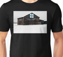 Boone County Barn Quilt Unisex T-Shirt