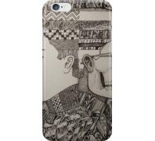 collage iPhone Case/Skin
