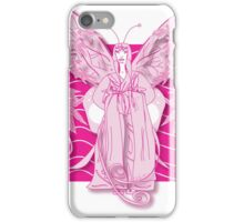 Madame Butterfly Pink (2007) iPhone Case/Skin