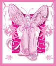 Madame Butterfly Pink (2007) by Shining Light Creations