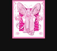 Madame Butterfly Pink (2007) Womens Fitted T-Shirt