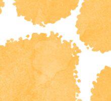 Clemson Tiger Paw Sticker