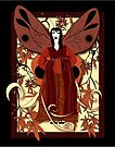 Madame Butterfly 1 by Shining Light Creations