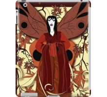 Madame Butterfly 1 iPad Case/Skin