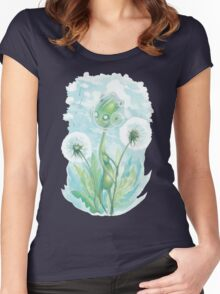 The Dandelion Harvester Women's Fitted Scoop T-Shirt