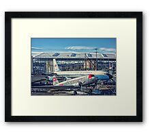 Air Force One 1 Framed Print