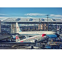 Air Force One 1 Photographic Print