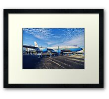 Air Force One 2 Framed Print