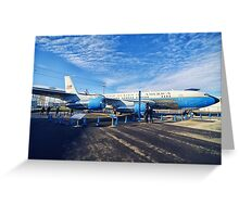 Air Force One 2 Greeting Card