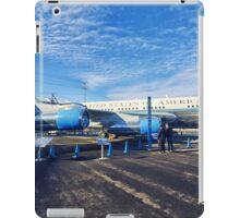 Air Force One 2 iPad Case/Skin