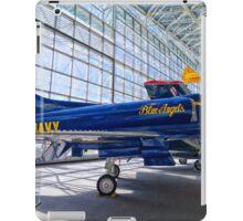 US Navy Blue Angel iPad Case/Skin