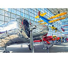 Vintage Aircraft Photographic Print