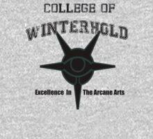 College of Winterhold Kids Tee