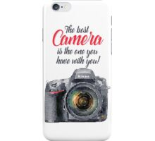 The Best Camera iPhone Case/Skin