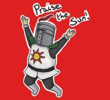 Praise the Sun! One Piece - Short Sleeve