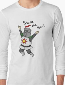 Praise the Sun! Long Sleeve T-Shirt