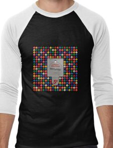 La Machine à Gomme Balloune Men's Baseball ¾ T-Shirt
